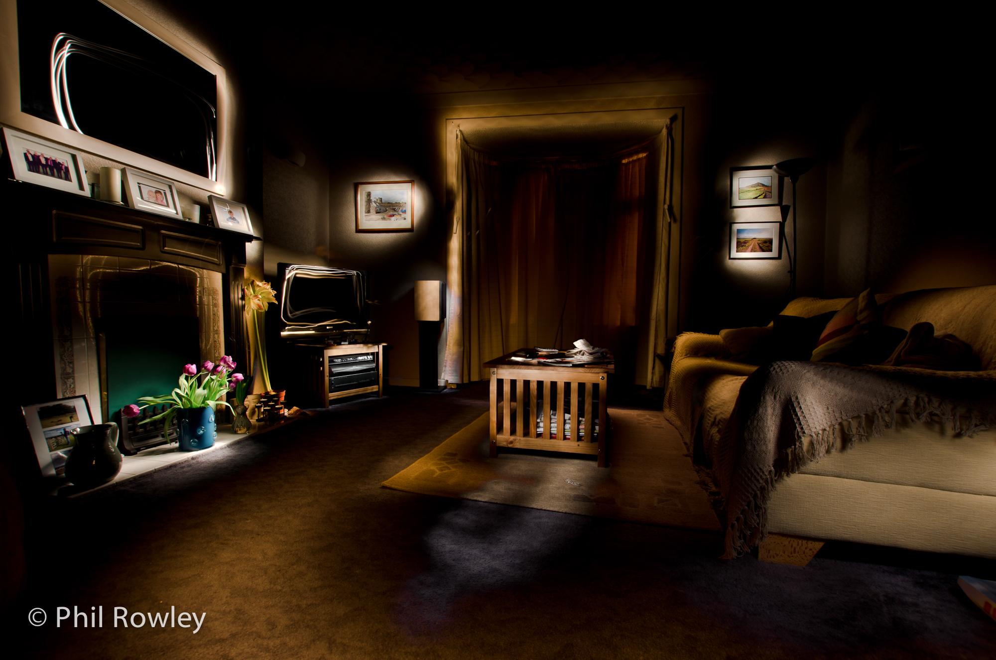 Elements Cranbury Attic Photography