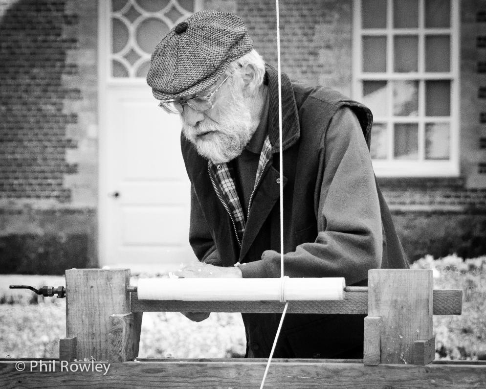 The Woodturner