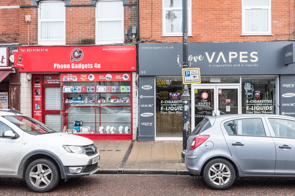 Shops in Eastleigh, Hampshire