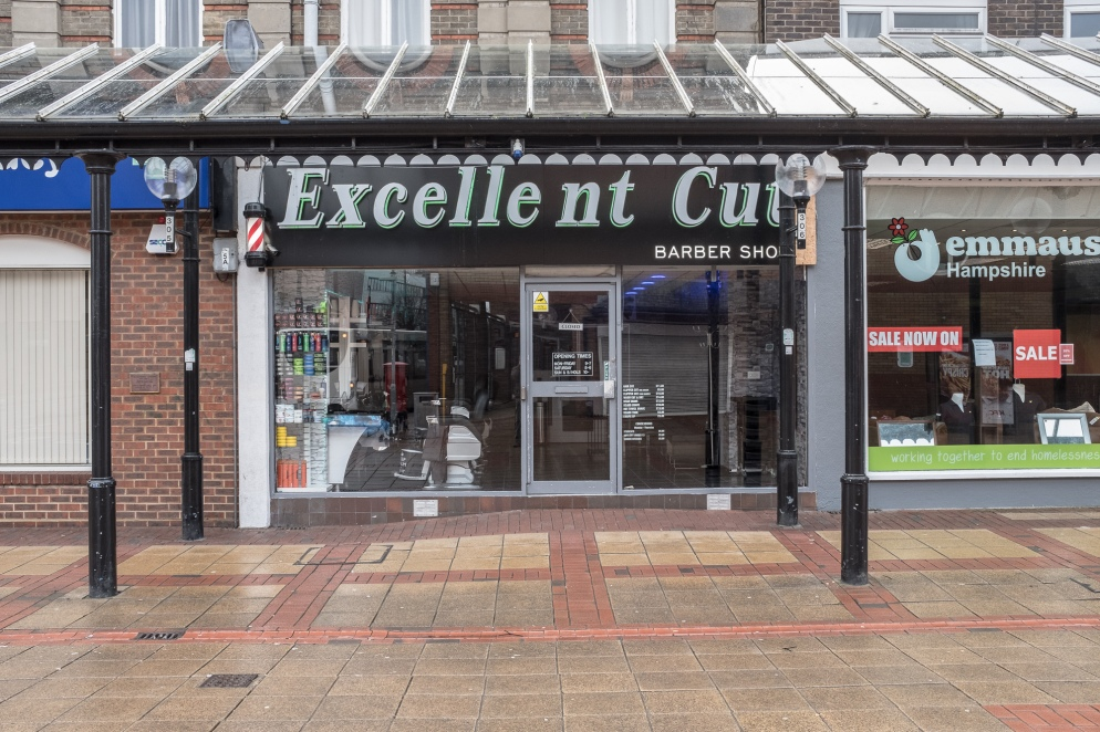 Barber's in Eastleigh, Hampshire, UK