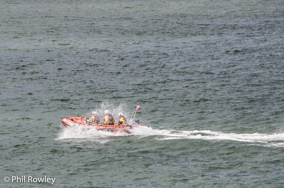 RNLI D Class Lifeboat