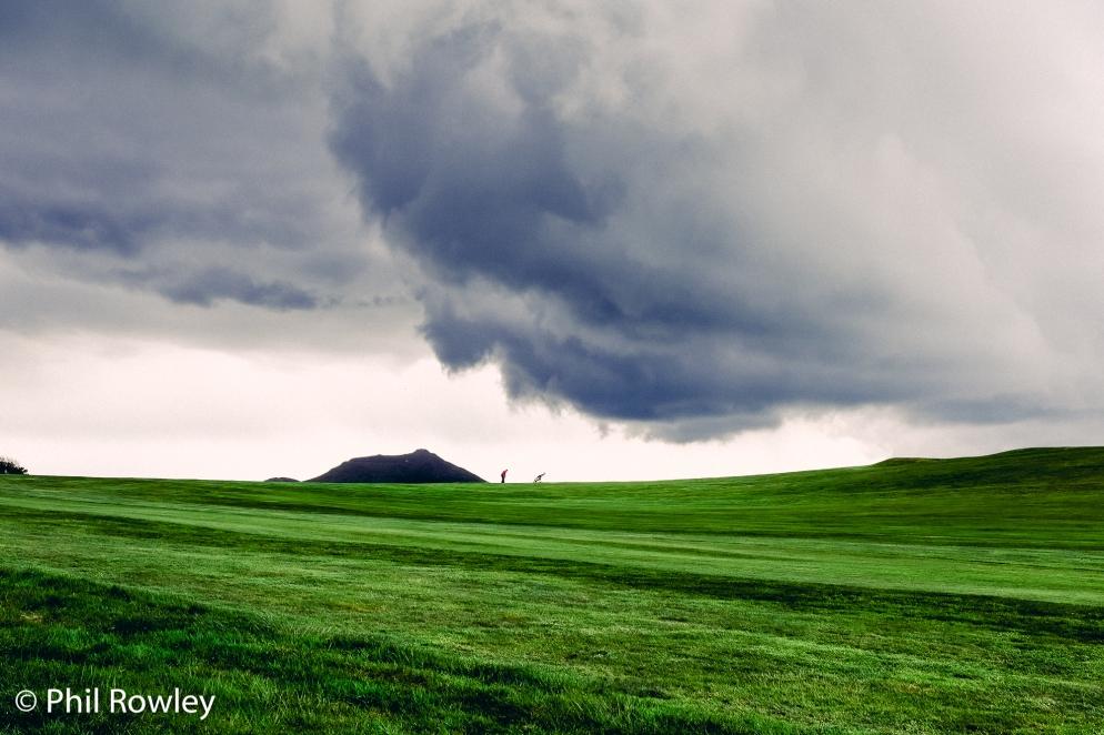 Nefyn Golf Course, Wales.
